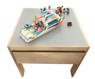 Lego Imagination Station