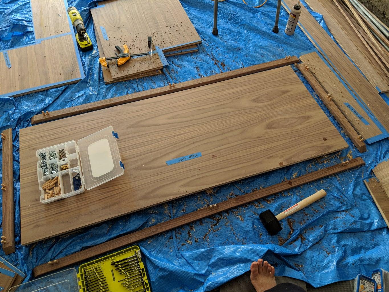 Building the Desk Top