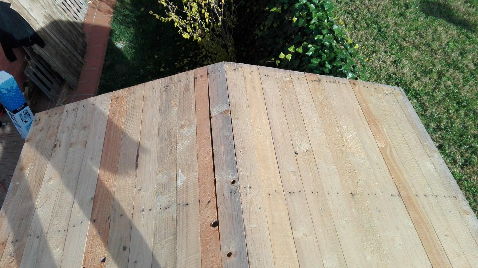 Waterproofing the Wooden Roof