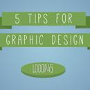 5 Basic Graphic Design Tips
