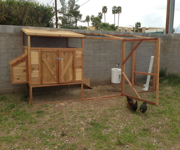 Raise Backyard Chickens!