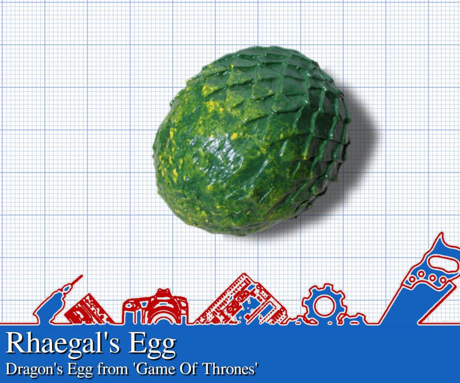 Rhaegal's Egg