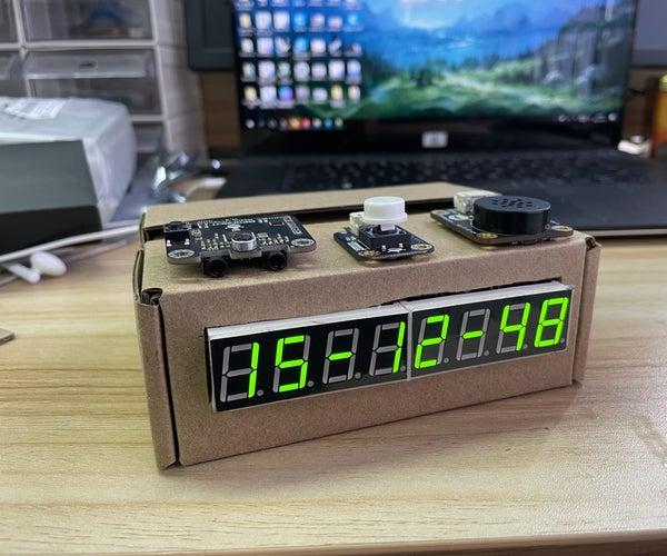 Making a Alarm Clock That Asks Questions Randomly