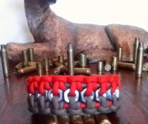 The Bling Bling Survival Bracelet