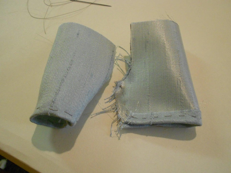 Sew the Pants.