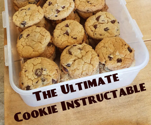 Ultimate Chocolate Chip Raisin Cookie Instructable