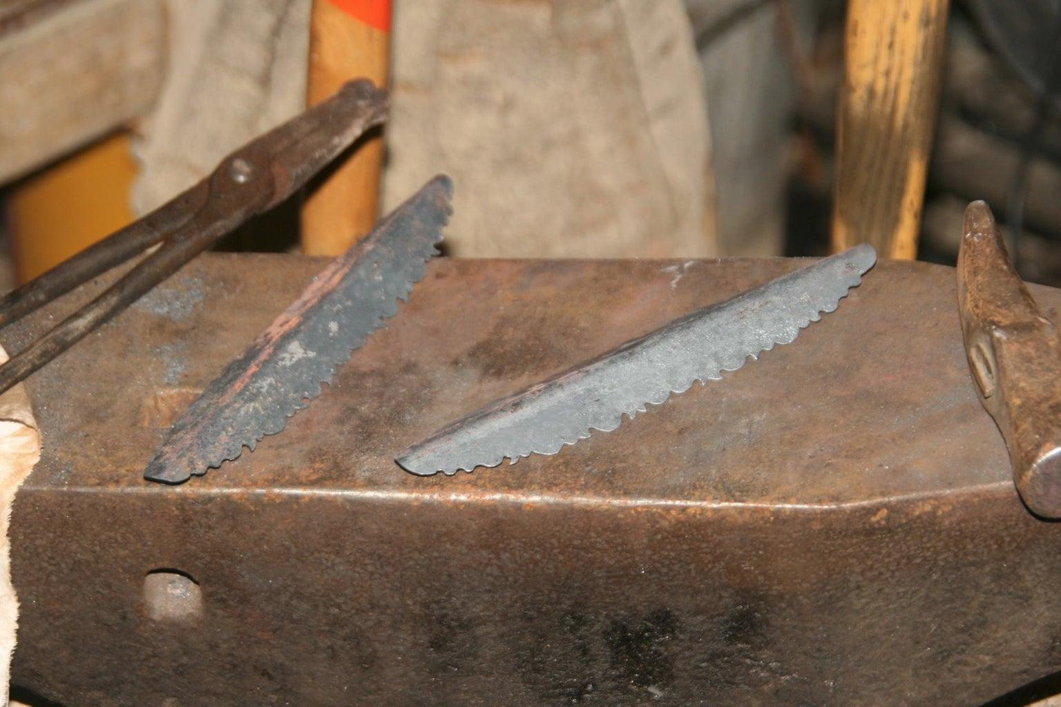 Bending All Metal Parts
