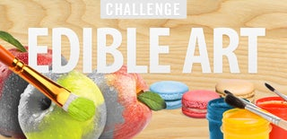 Edible Art Challenge