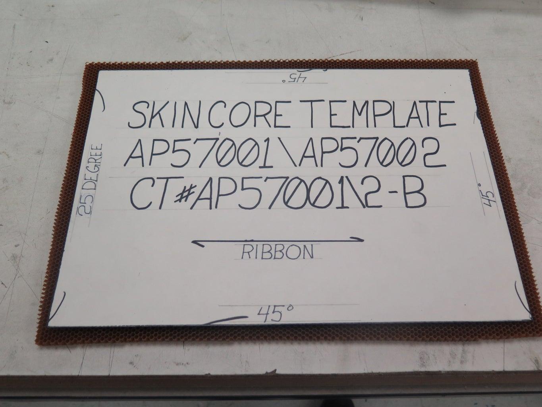 Mold Core Prep - Measure Honeycomb