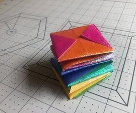 可扩展的折纸