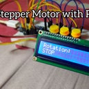 How to Use 28BYJ-48 Stepper Motor With 3 Push Buttons