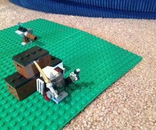 Lego Elite Droid