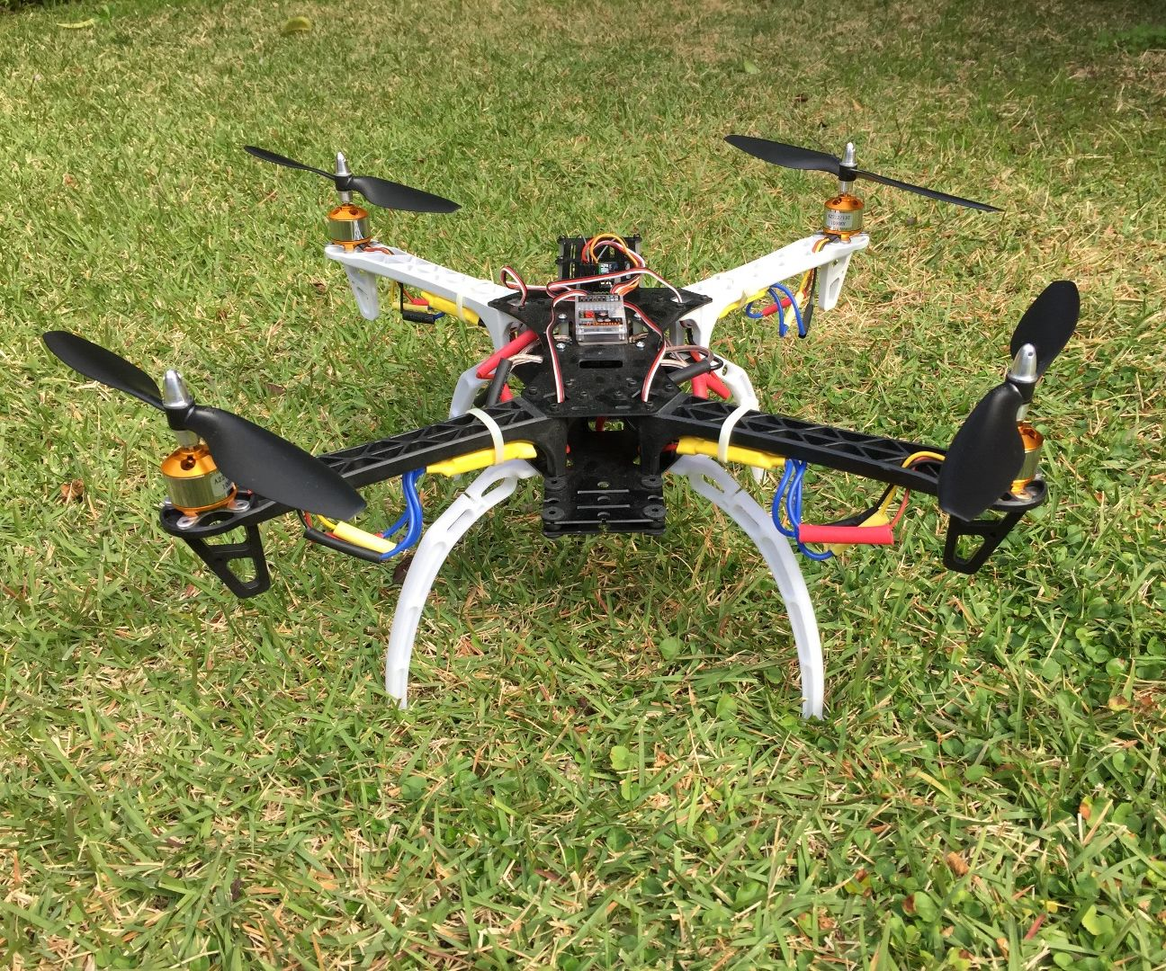 The Quadcopter