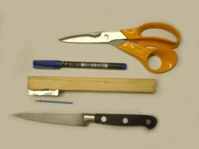 Cutting & Shaping