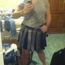 Duct Tape Roman/Gladiator Armor Skirt And Sword