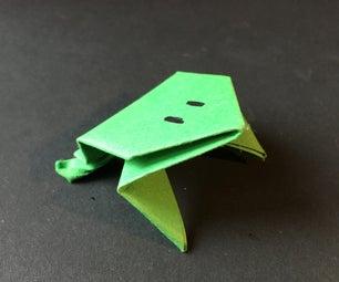 Origami Frogs & Mini Games