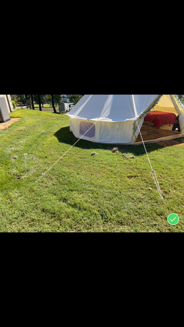 Check Your Tent