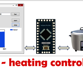 Arduino - Heating Control System