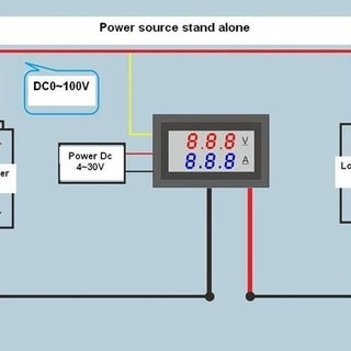 How to Make an Automatic 12V Battery Charger