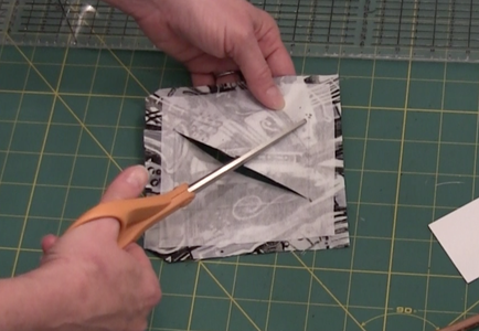 Make Window/Pocket Piece Layer