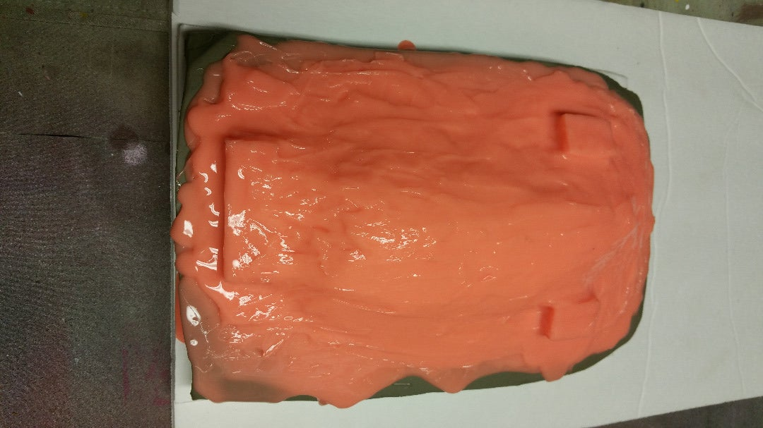 Handle Mold & Mold Jacket