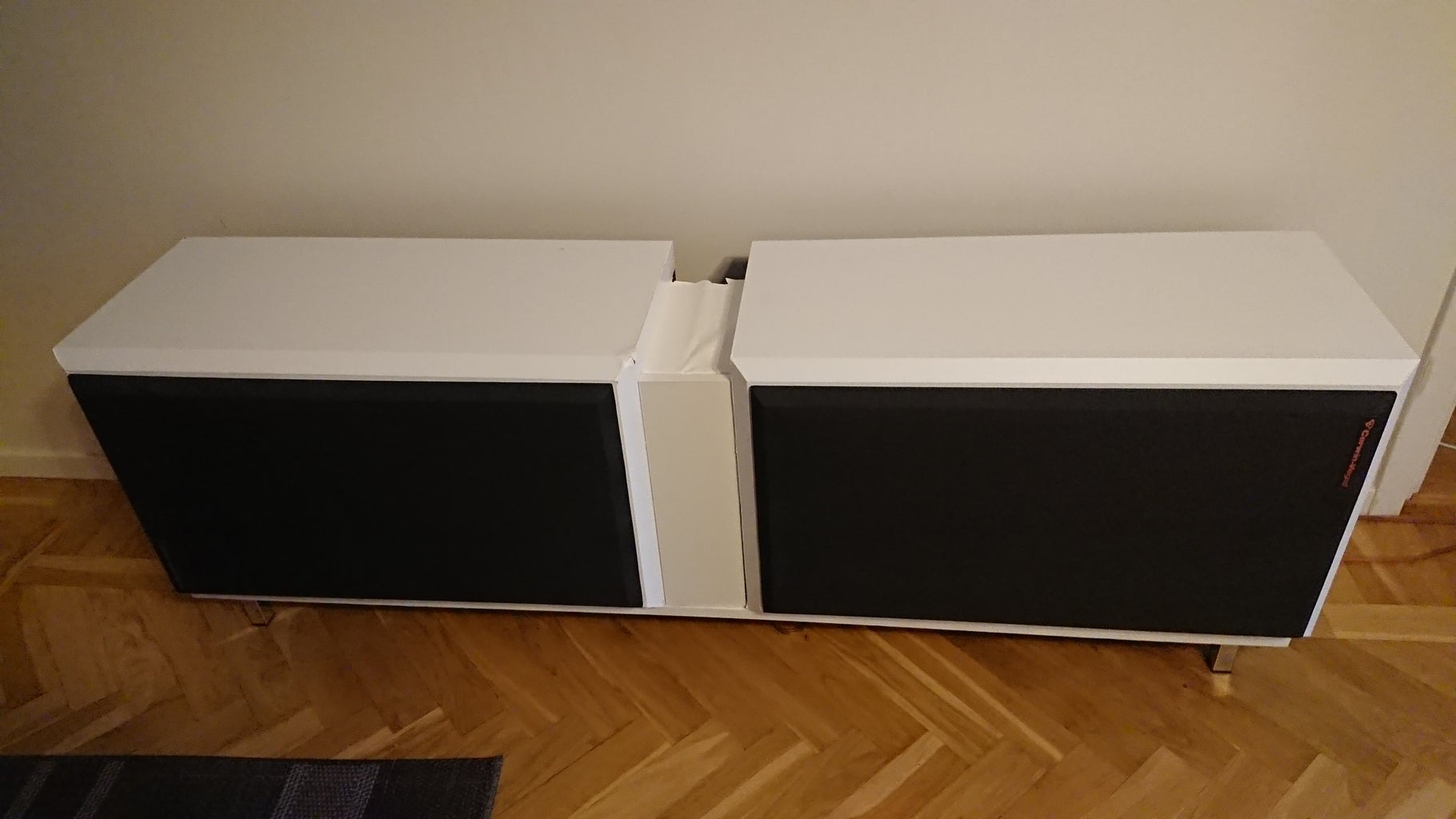 Add the Speakers