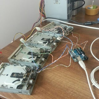How to Make Musical Floppy Drives