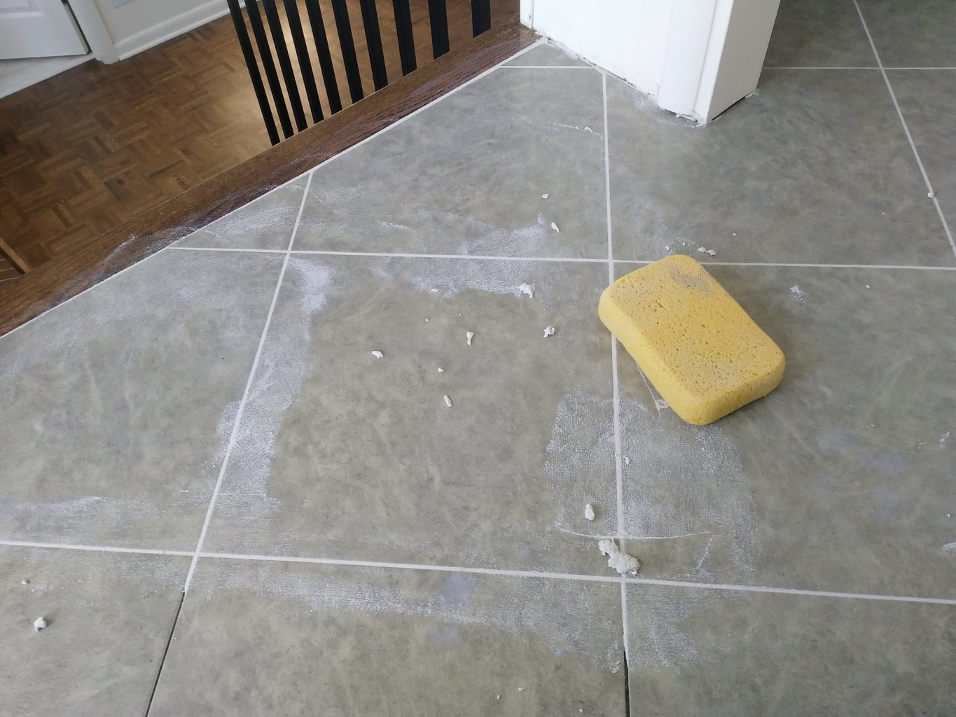 Grout the Lines