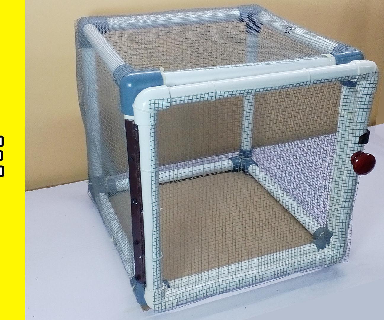 Make PVC Pipe Cage