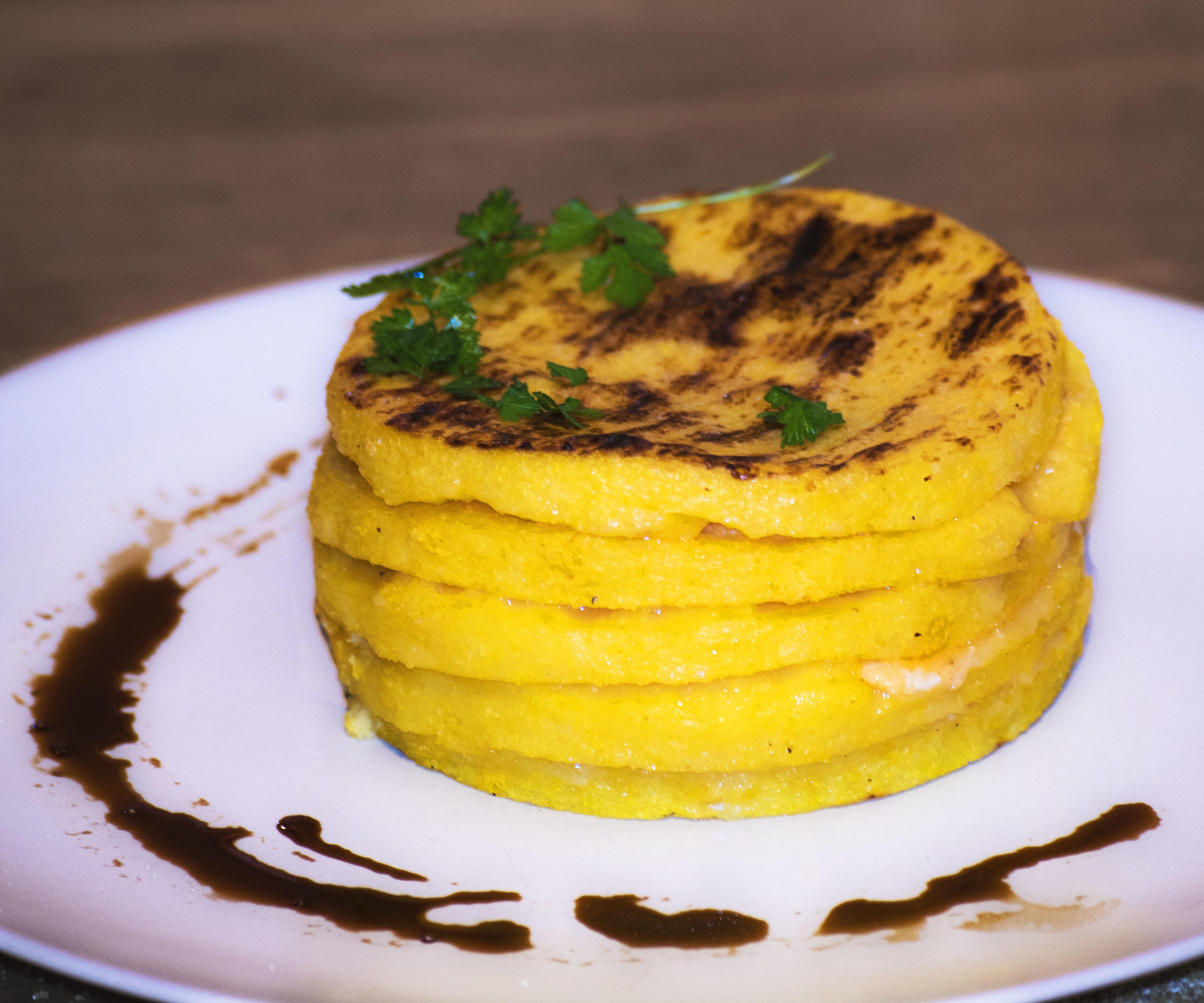 Awesome Polenta Cake
