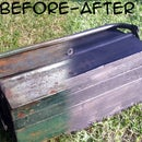 Repair an old chest