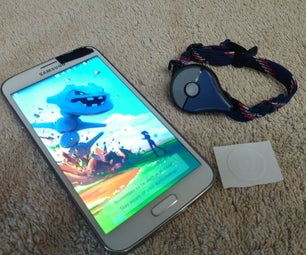 Pokemon Go Plus Mod使用NFC!