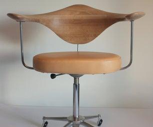 Mid-Century Design Office Armchair