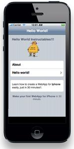 Running Our WebApp in Phonegap Simulator