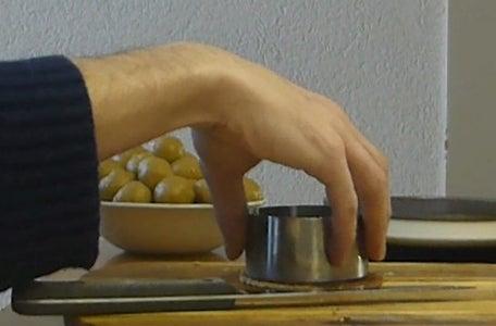 Baking Splitting and Filling