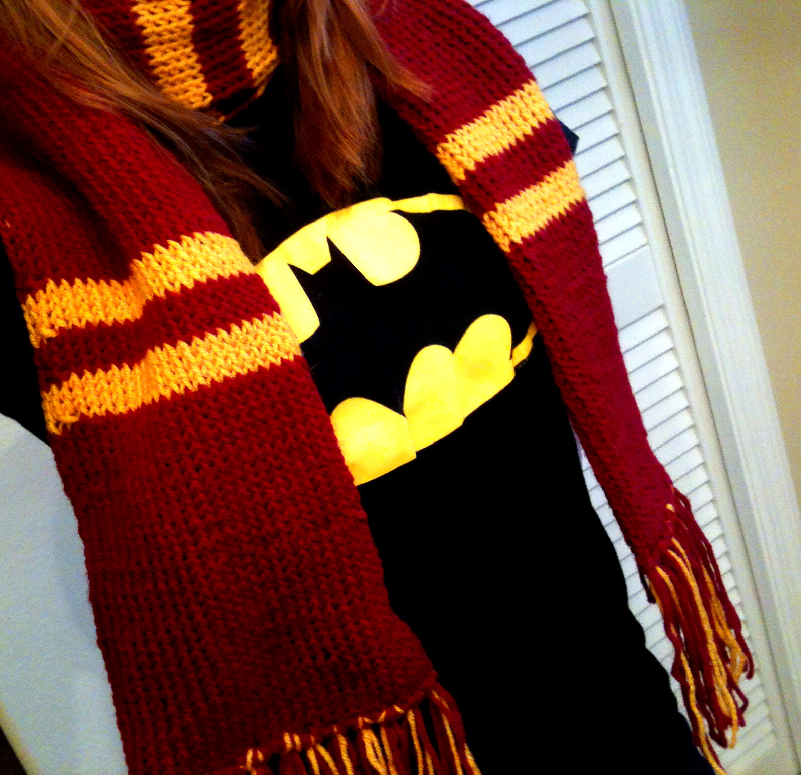 Harry Potter Themed Scarf