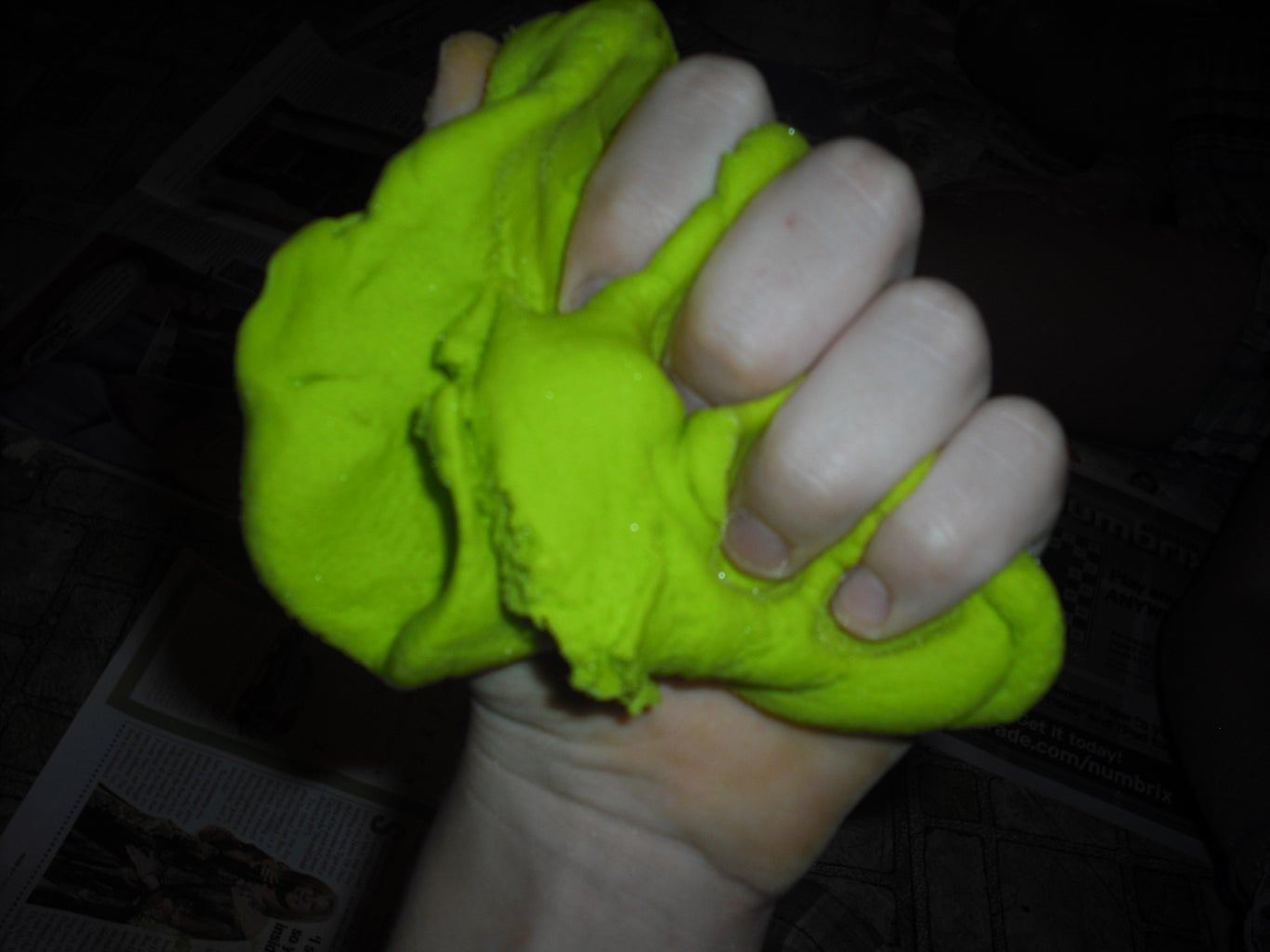 Easy, Affordable, Play Dough!