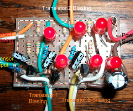 AC LED Amplifier