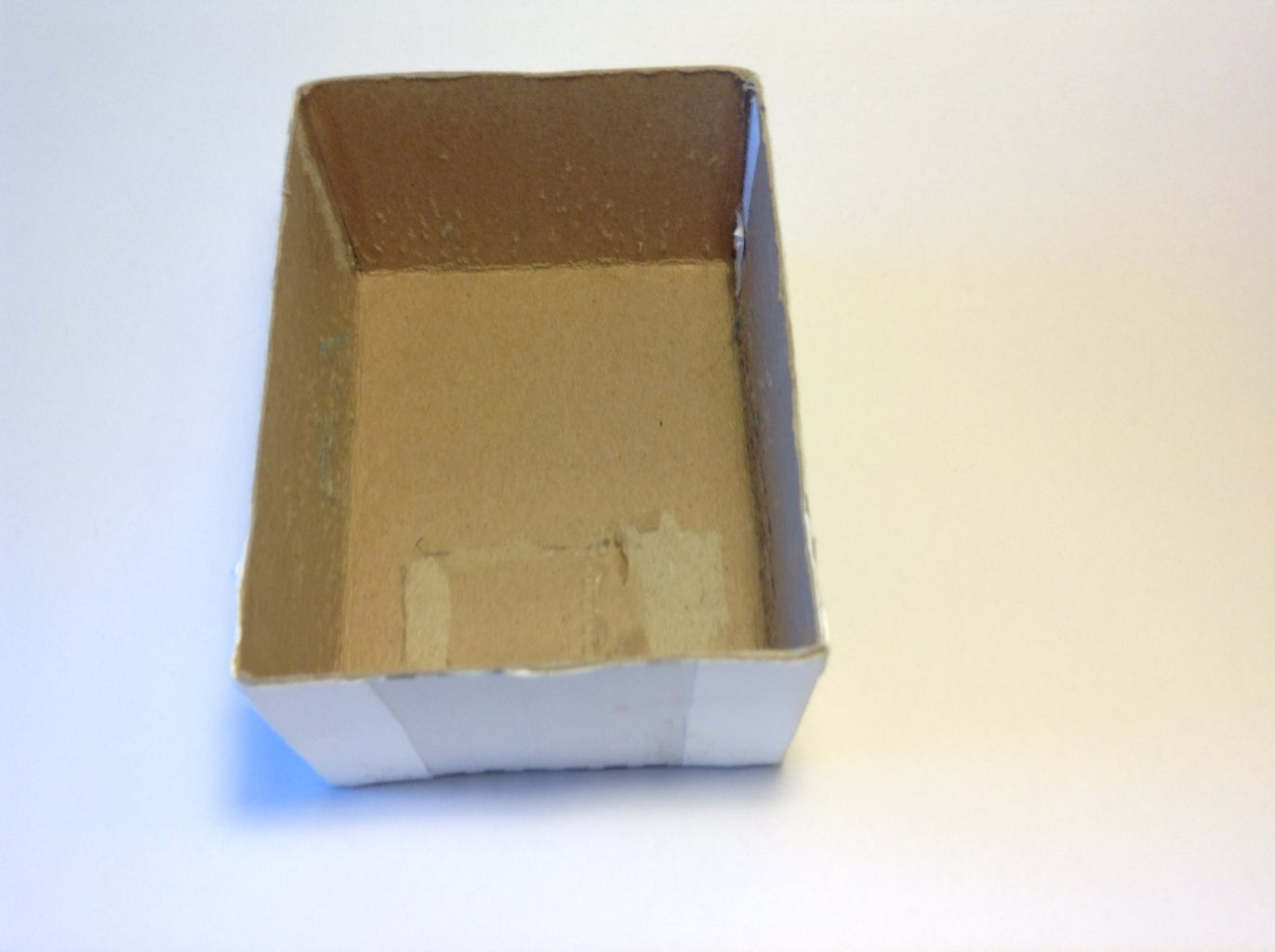 Build the Cardboard Frame