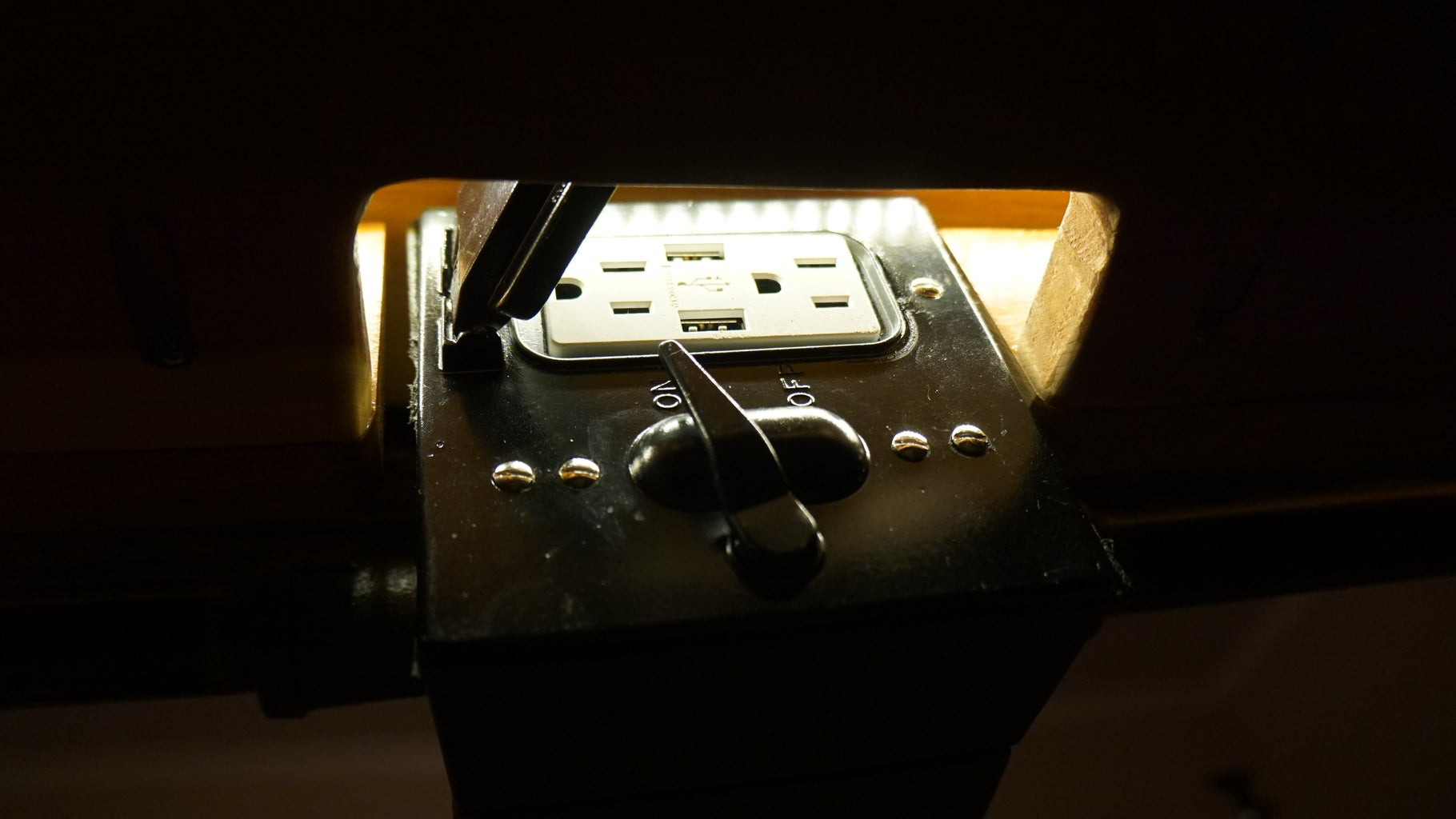 Electrifying the Desk