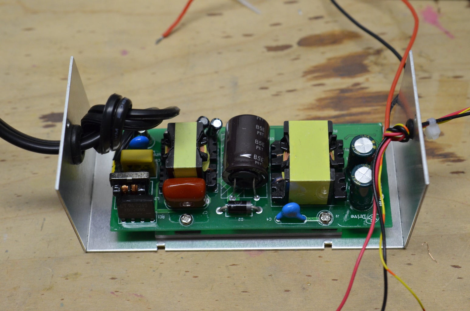 Assembling the Electronics Box