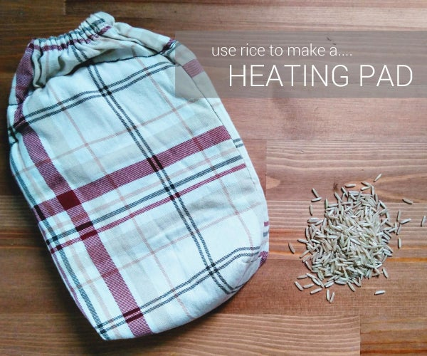 Rice Heating Pad