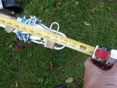 Construction Details : Measurements