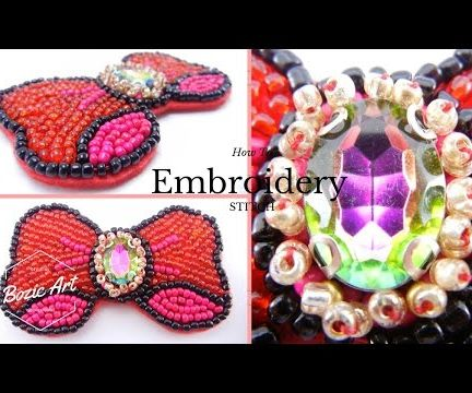 Embroidery designs | How To