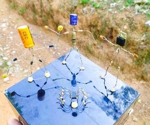 Electronic Component Sculptures