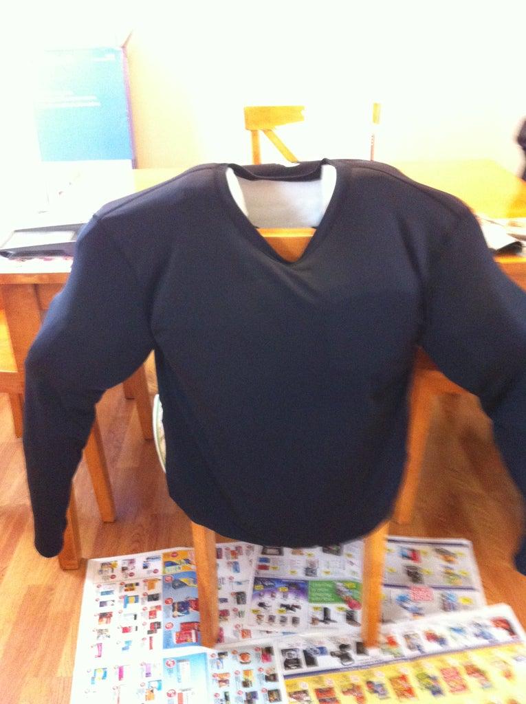 Building the Muscle Suit