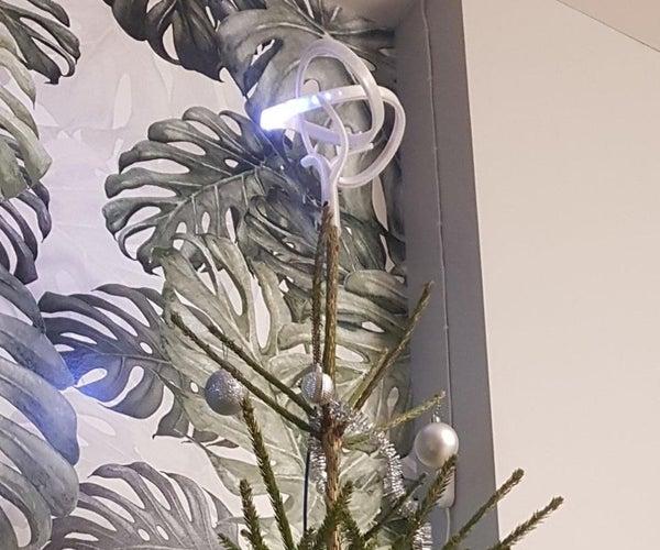 3D Printed Christmas Tree Star