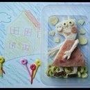Lovely Peppa Pig Bento Recipe
