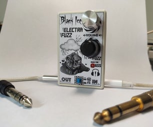 A Tiny Bass Preamp and Effects Box: Black Ice, Electra Fuzz