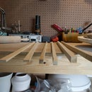Slab Thickness Sticks for Clay